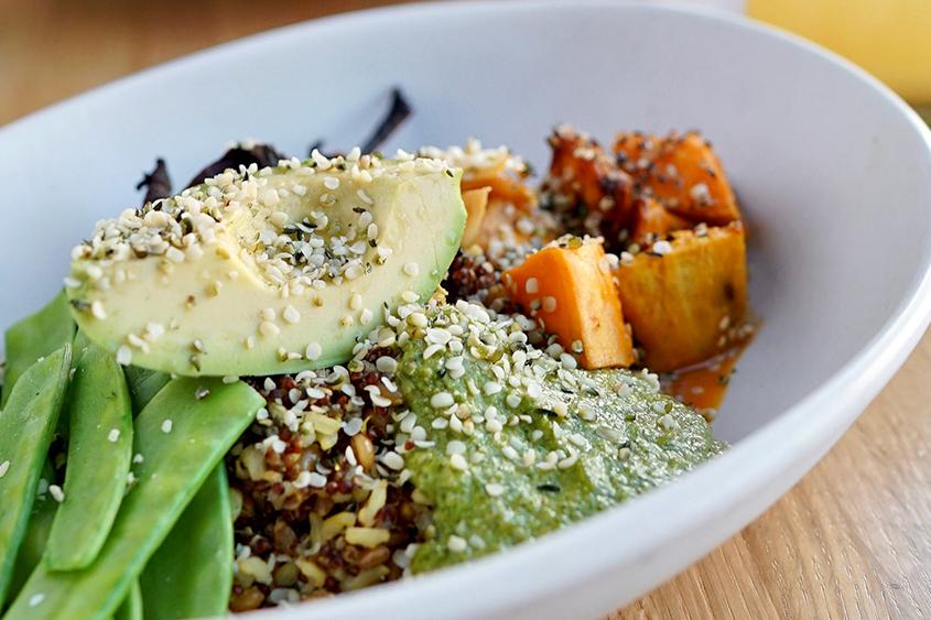 True Food Healthy Brunch in Scottsdale