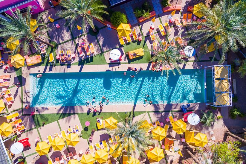Saguaro Pool Party