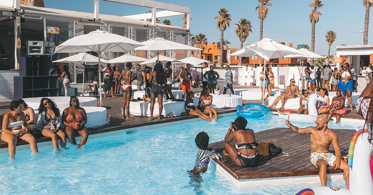 Arizona Pool Party in Scottsdale