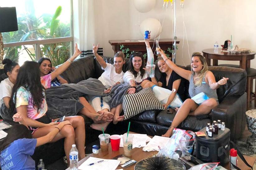 AZ IV - Best Scottsdale Bachelorette Party Activities