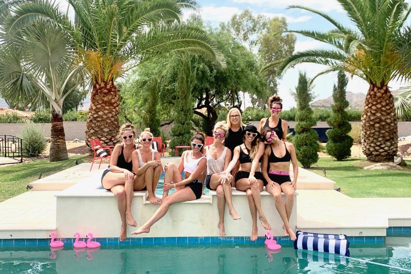 Balanced Bachelorette - Best Scottsdale Bachelorette Party Activities