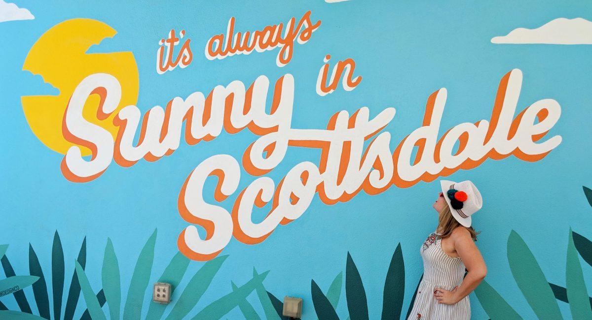 It's Always Sunny in Scottsdale
