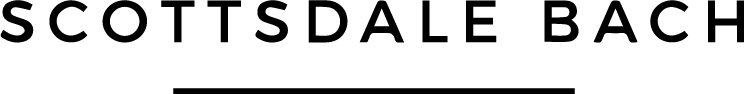 Scottsdale Bach Logo