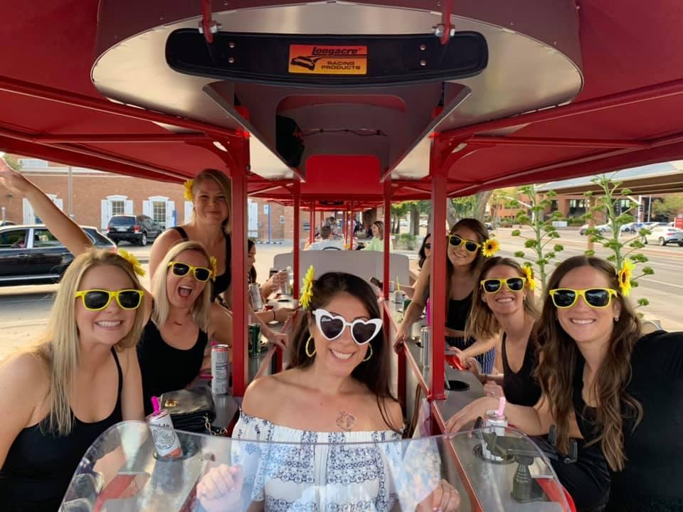 Ultimate Scottsdale Bachelorette Party