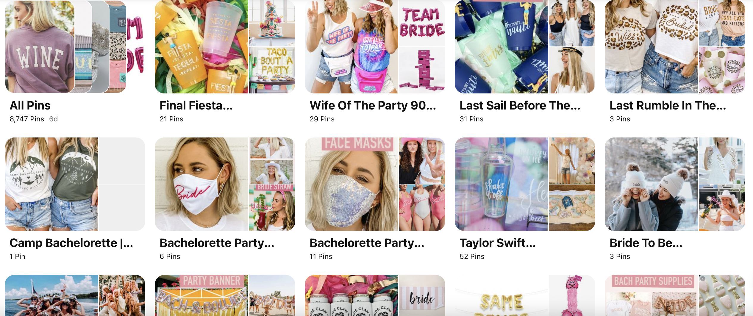 Bachelorette Party Decorations on Pinterest: Stag & Hen