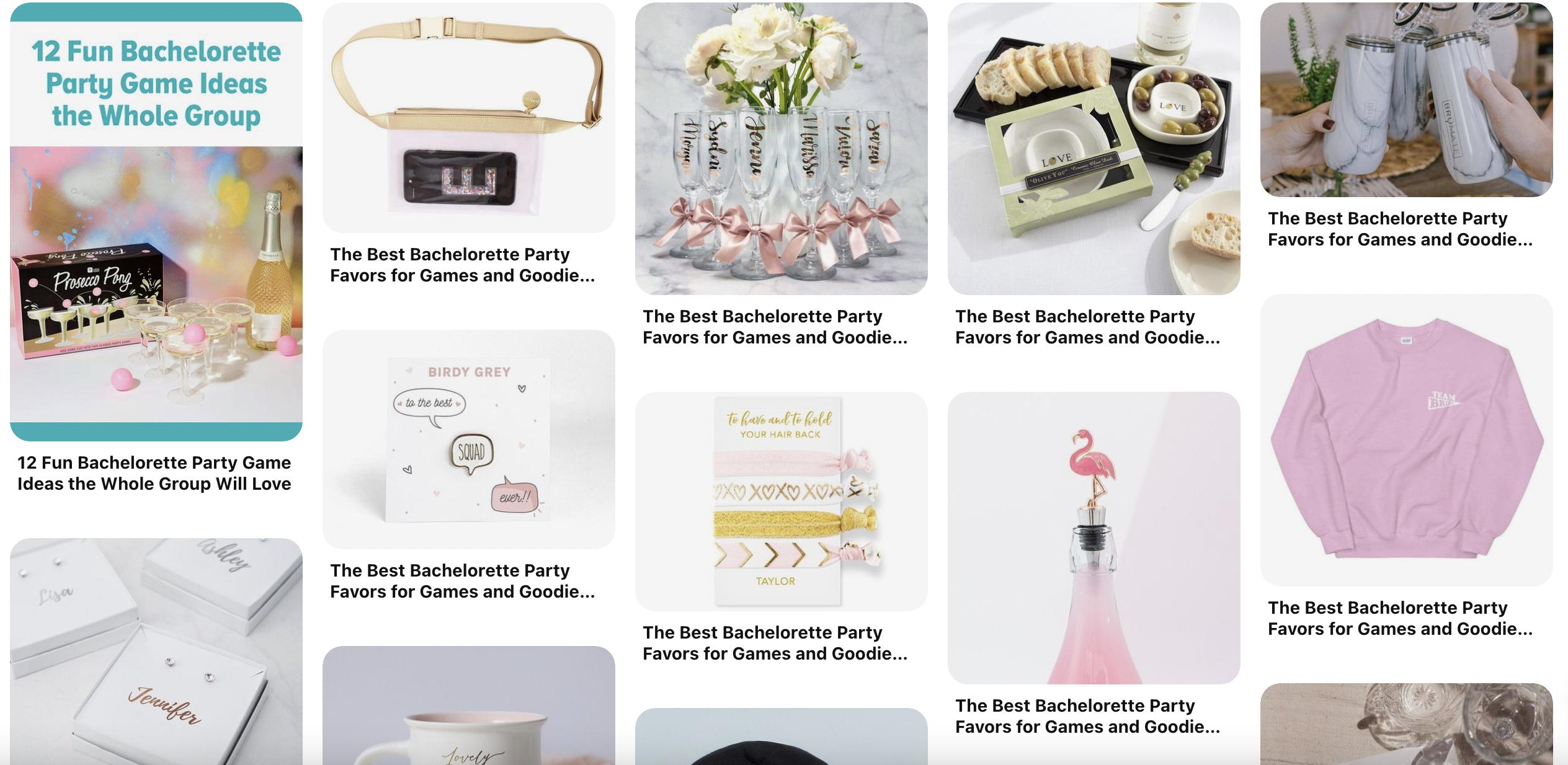 Bachelorette Party Cake Ideas on Pinterest: Wedding Wire
